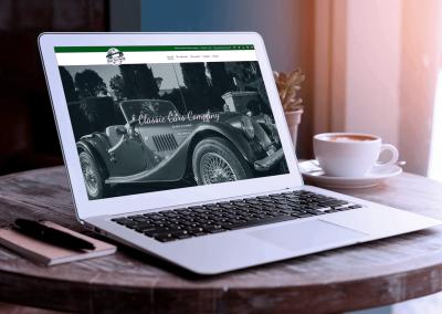 Réalisation Classic Cars Company