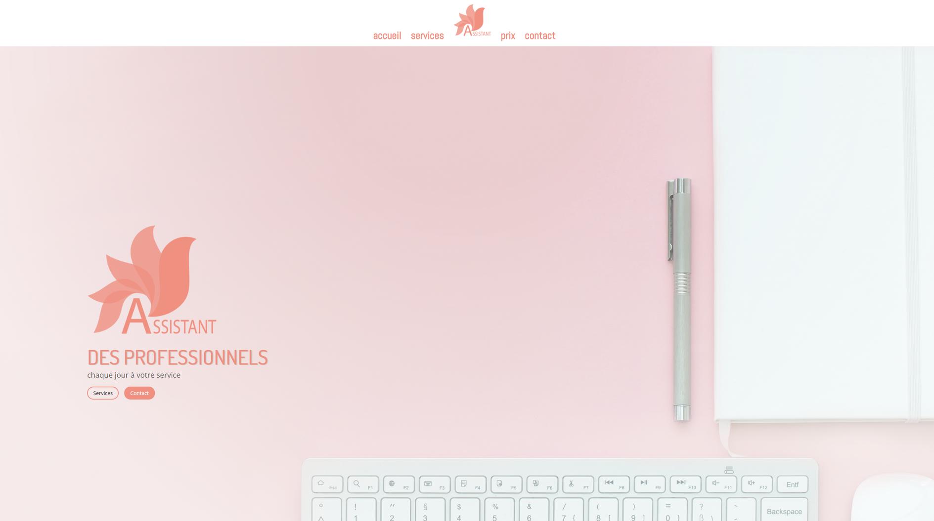 Création site internet Jean-Paul Bailleul Magnétiseur