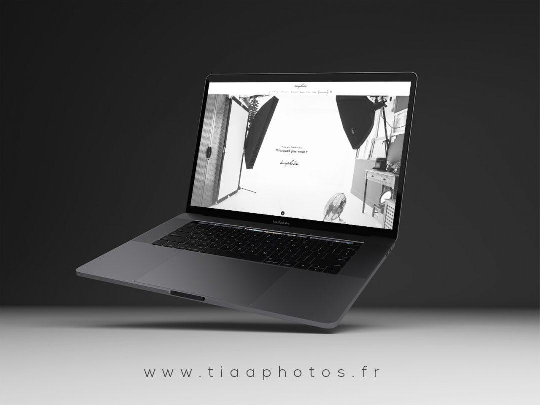 Création site web e-commerce – Studio photos à Caen