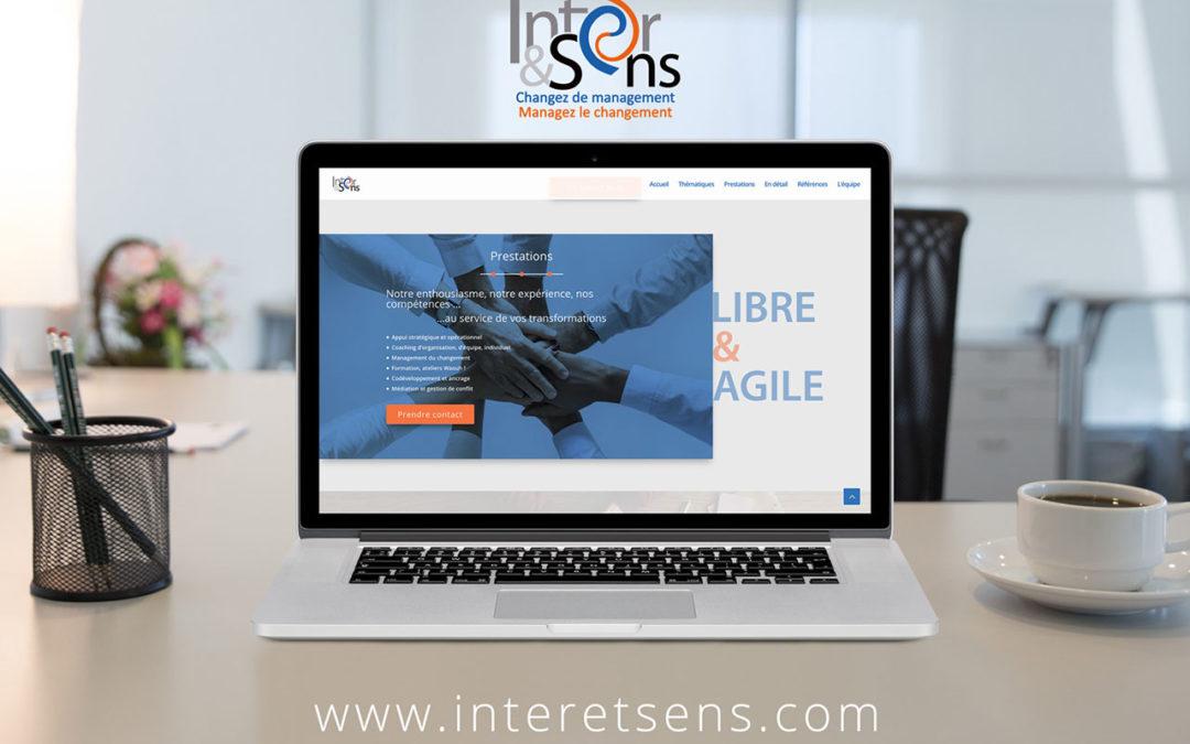 Création site internet stratégie et coaching
