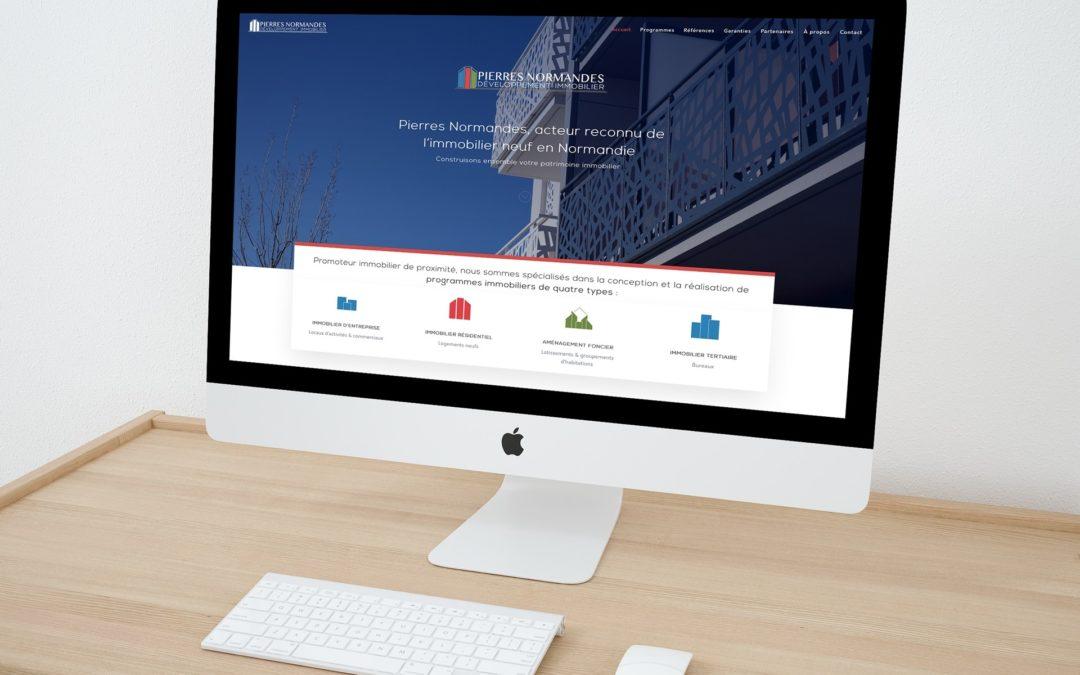 Refonte web et print pour promoteur immobilier